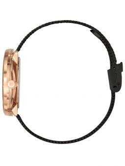 Montre LIP DAUPHINE acier noir et dorée rose 671318_5