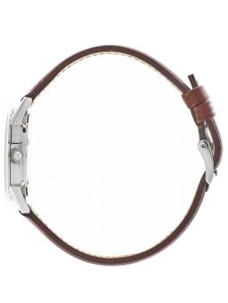 Montre LIP HIMALAYA cuir marron 671602_3
