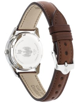 Montre LIP HIMALAYA cuir marron 671602_1