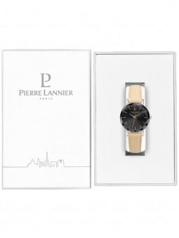 Montre femme Pierre Lannier cuir beige 009M684_3