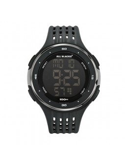 Montre homme All Blacks plastique