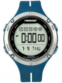 Vue de face, montre digital, marque Ruckfield, sport, référence 685084, prix mini