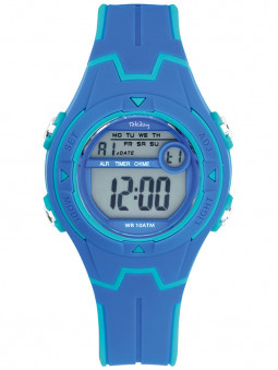 Montre bleue digitale sport Tekday 654688