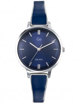 Montre Go Girl fashion acier bleu 695324