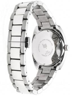 Dos de la montre Charles de Gaulle en acier, 671033