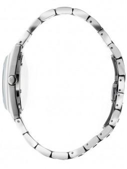 Profil de la montre LIP Charles de Gaulle acier gris cadran vert 671033