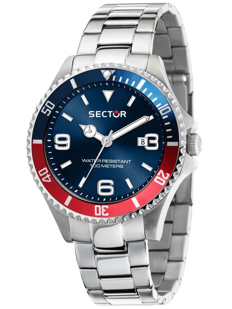 Montre sport Sector 230 acier R3253161018