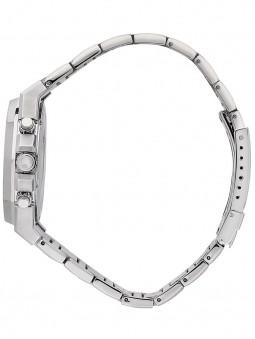 Profil de la montre Sector No Limits R3273628002, bracelet maillons gris argenté