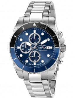 Montre Sector 450 chronographe bleu ocean R3273776003