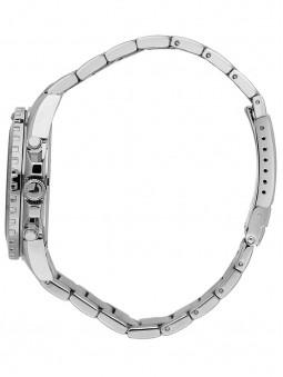 Bracelet acier, gris argent, montre homme, marque Sector No Limits, R3273776004