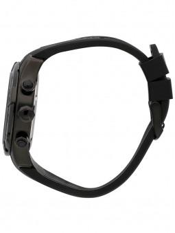 bracelet de montre Sector, pour homme, en silicone noir, R3271635001