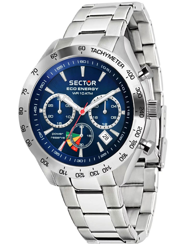 Montre homme Sector Solaire Eco Energy 695 R3273613004
