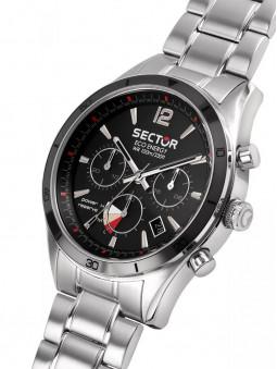 Cadran de montre solaire, marque Sector No Limits, R3273616008