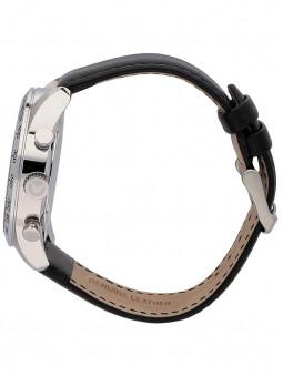 Bracelet en cuir, montre homme Sector No Limits, Eco Energy