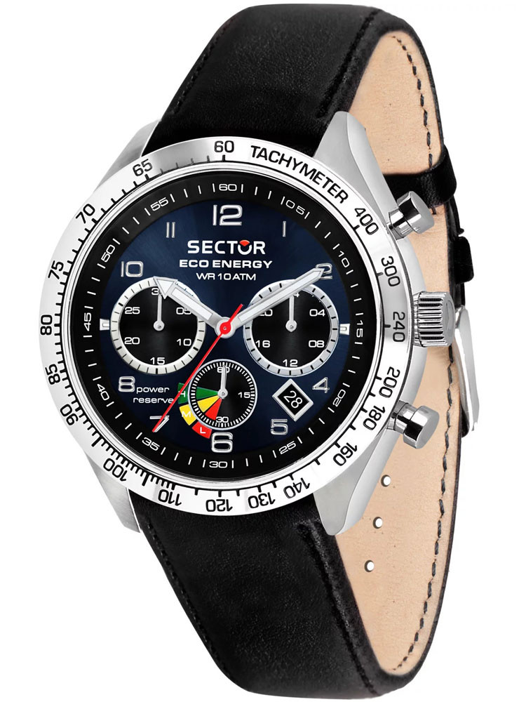 Montre homme Sector solaire Eco Energy 695 R3271613002