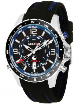 Montre sport, categorie surf, pour homme, marque Sector No Limits, reference R3251506001