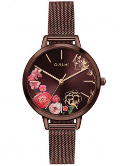 Montre femme, marque Oui and Me, reference ME010159
