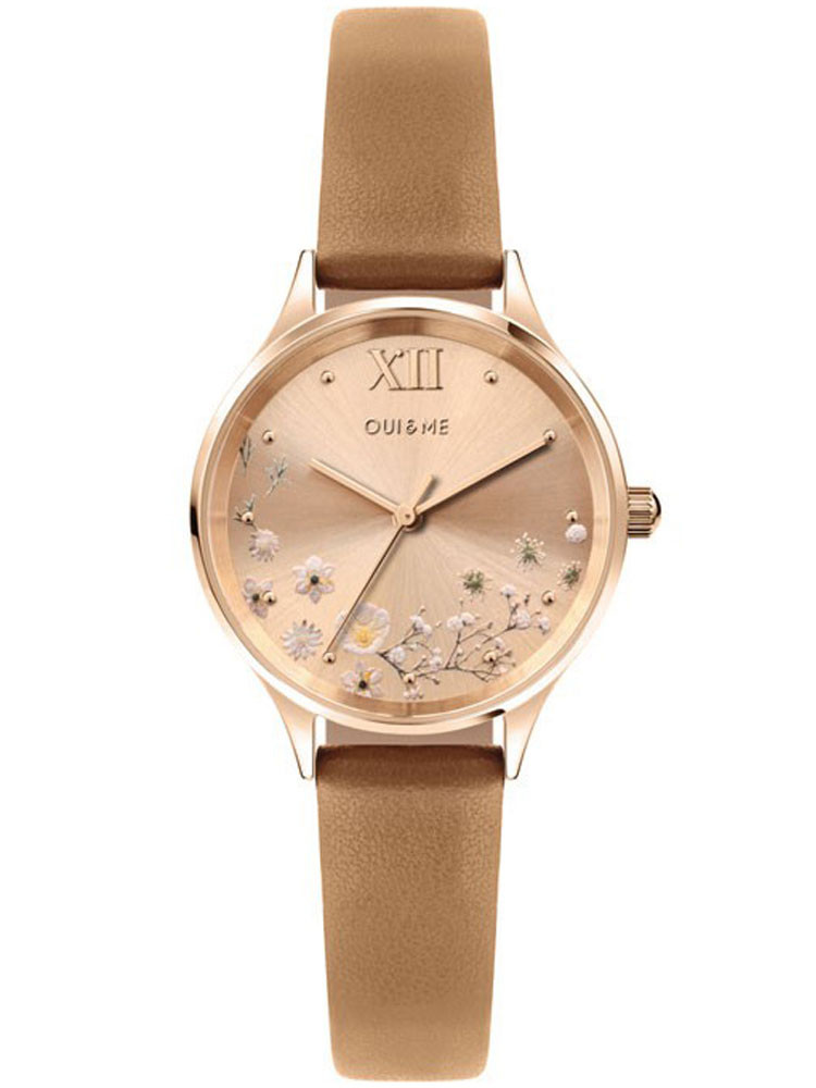 Montre Oui and Me cuir ME010238
