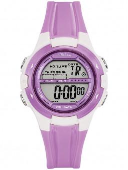 Montre Tekday fille digital violette 653948