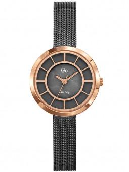 Montre originale Go Girl doré rose bracelet milanais 695027