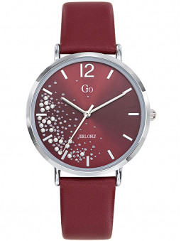 Montre tendance Go Girl Only rouge strass 699356