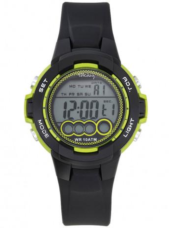 Tekday vous propose cette montre aux couleurs énergisantes, avec affichage digital, multifonction. Code article : 654729