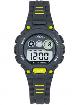 Montre enfant digitale Tekday 654730