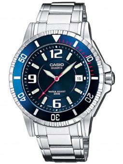 Montre Casio étanche 200 m MTD-1053D-2AVES