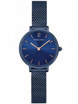 Montre bleue Pierre Lannier 015J966