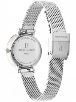 Vue arrière de la montre femme Pierre Lannier 014J728