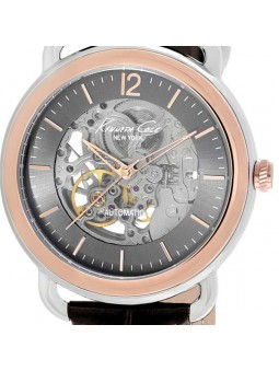 Montre homme Kenneth Cole automatique squelette