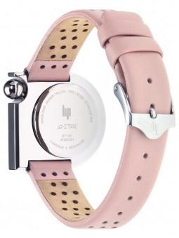 Arrière de la montre femme Lip rose pastel 671181