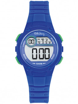 Montre enfant digitale Tekday 654719
