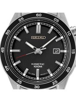 Montre homme Seiko Sport Kinetic acier SKA641P1
