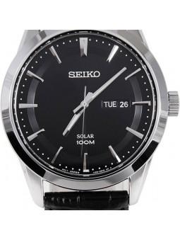 Montre homme Seiko solar acier SNE363P2