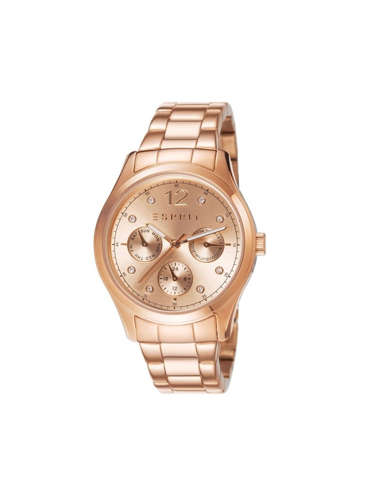 Montre femme Esprit Tracy multi rose gold ES106702003
