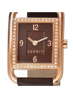 Montre femme Esprit Ione square spark brown ES106612003