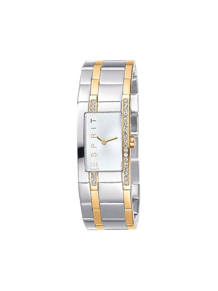 Montre femme Esprit Houston two tone ES000M02084
