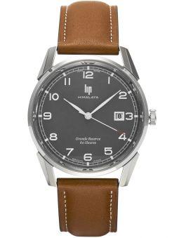 Montre LIP Himalaya homme automatique bracelet cuir 671587
