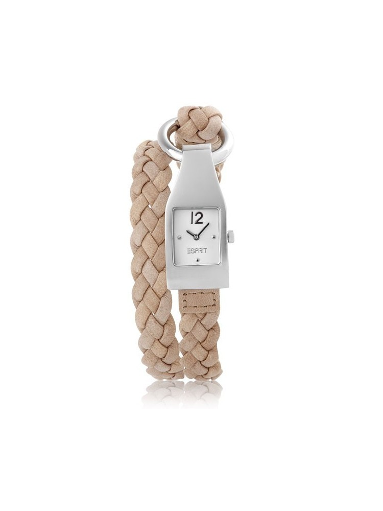 Montre femme Esprit Buckle up cream ES106182003
