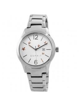 Coffret Montre femme Esprit + bracelet Lizzie Silver ES108082001