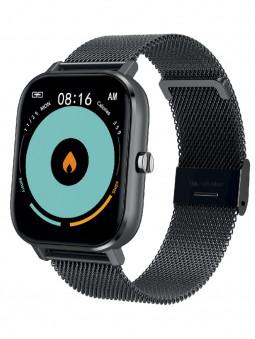 Montre connectée noire Lifestyle Smarty 2.0 SW007D
