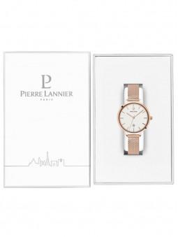 Packaging pour la montre Pierre Lannier Echo 032K908