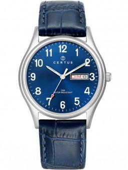 Montre bleue Certus homme 610655