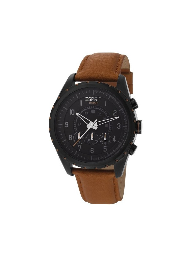 Montre homme Esprit Colossal chrono brown ES105351003