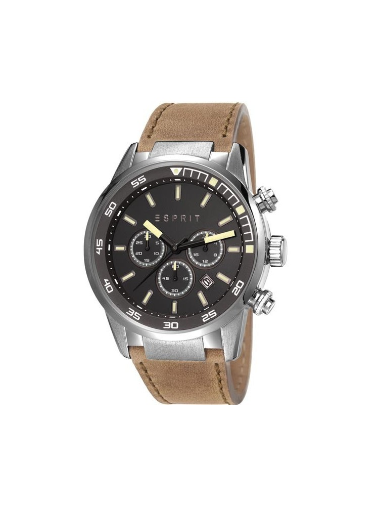 Montre homme Esprit Alaric light brown ES108021004