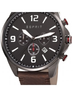 Montre homme Esprit Clayton chrono brown ES108001001
