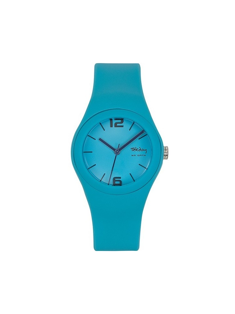 Montre enfant Tekday bleue 653828