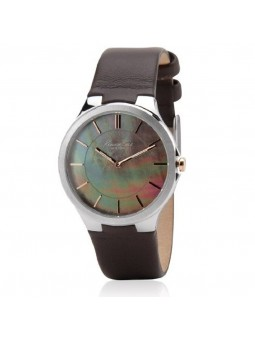 Montre femme SLIM Kenneth Cole cadran nacré