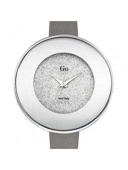 Montre femme Go gris clair 698561